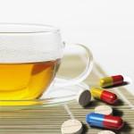 Зелёный чай усиливает действие антибиотиков