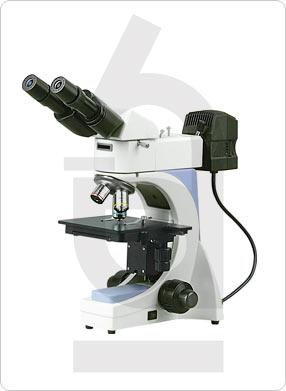 Микроскоп для исследования порошков